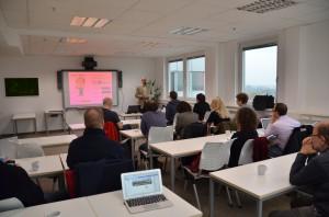 Twitter-Workshop mit Markus Jakobs in Berlin-Tempelhof